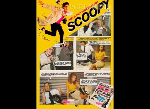 Vincent Darré se raconte sur son blog :     vincent-darre-pourquoi.com/    Dans les années 80, Thierry Ardisson avait entraîné Vincent Darré dans les aventures de Scoopi, le roman-photo d'un reporter pas comme les autres !  Et Eva Ionesco en secrétaire amoureuse !