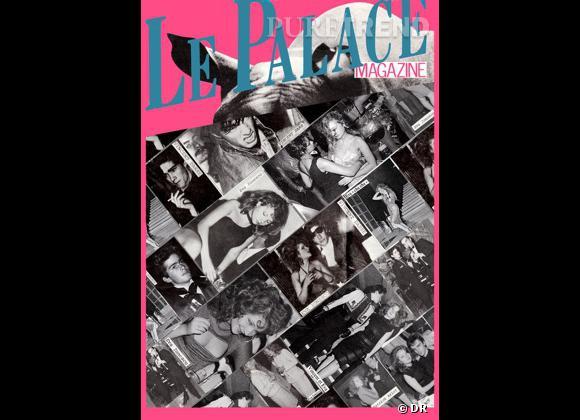 """Vincent Darré se raconte sur son blog :     vincent-darre-pourquoi.com/    La couverture du """" Palace Magazine""""  avec Vincent Darré et Eva Ionesco."""