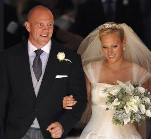 Les photos du mariage de Zara Phillips