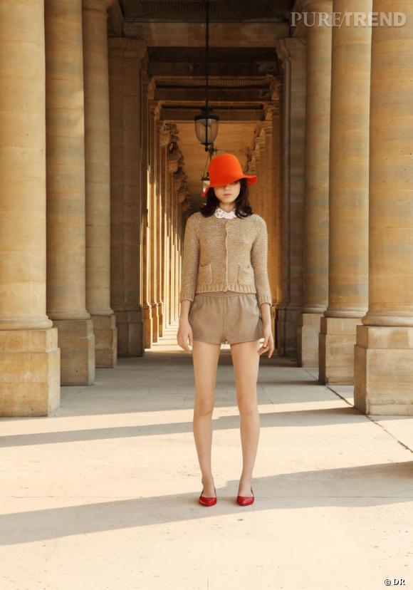 Mademoiselle Tara : coups de coeur Collection automne-hiver 2011/2012.