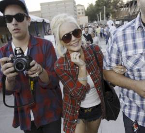 Lindsay Lohan : qui s'y frotte, s'y pique