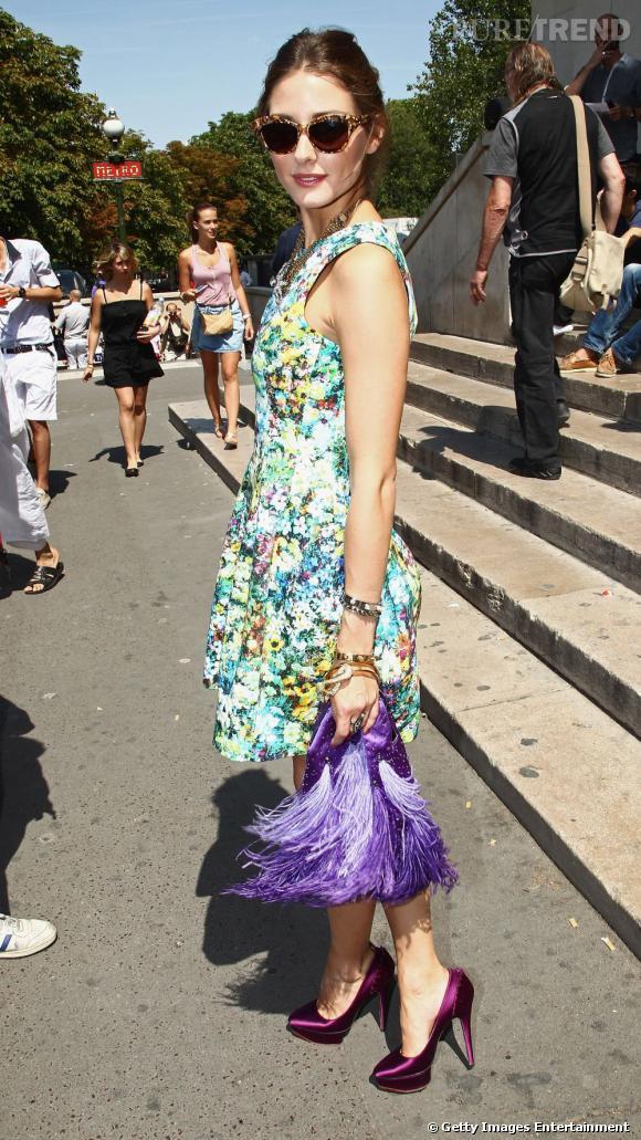 Briller pendant la Fashion Week avec une robe Zara, c'est possible.