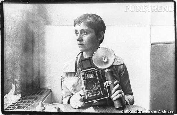 Portrait de Diane Arbus