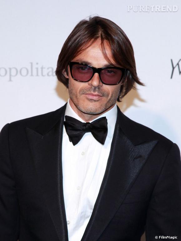 "Mario Sorrenti ""père"" du Calendrier Pirelli 2012."