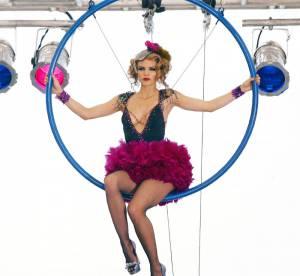 AnnaLynne McCord, acrobate