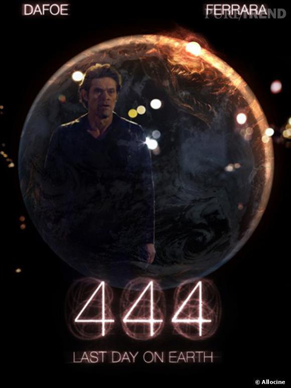 """Willem Dafoe dans  """"4:44 Las Day on Earth"""" ."""