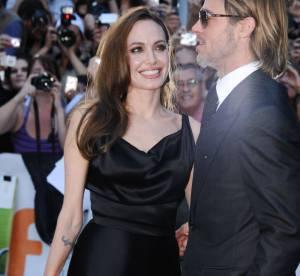 Angelina Jolie, le déshabillé
