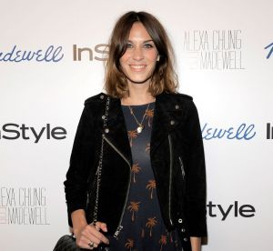 Alexa Chung, la perfection en perfecto