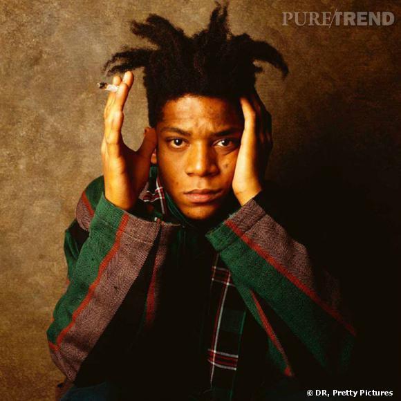 Jean-Michel Basquiat, l'une des relations supposées de la Madone.