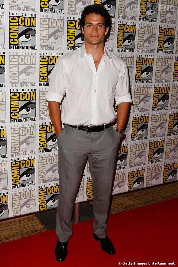"""Encore un Anglais dans ce classement, Henry Cavill. C'est avec son rôle de Charles Brandon dans """"Les Tudors"""" que l'acteur est révélé au grand public. En 2013 il s'attaquera à un héros 100% américain, Superman."""