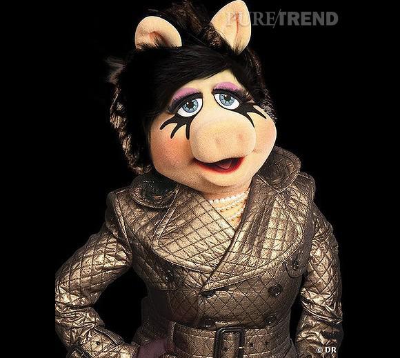 Miss Piggy égérie Mac