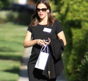Jennifer Garner enceinte mais chic