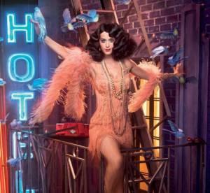 Katy Perry en mode rétro pour GHD