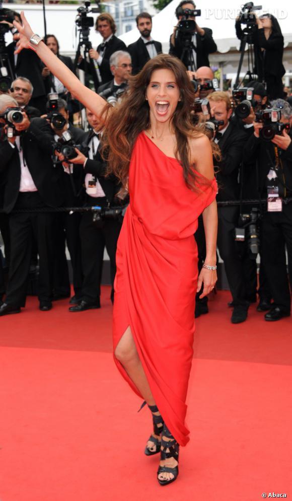 À Maïwenn Cris Des En Cannes Pousse De BalenciagaElle Cette Année xBWErCoeQd