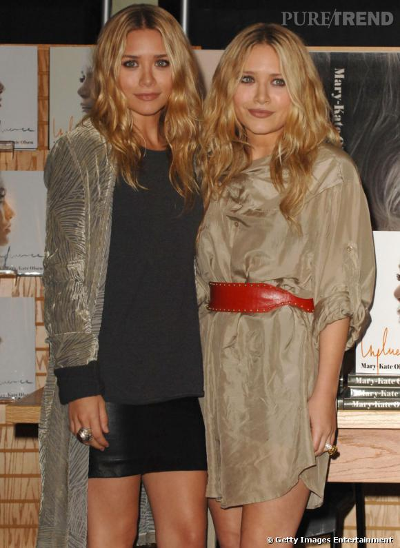 À première vue, Ashley (à gauche) et Mary Kate (à droite) Olsen sont absolument identiques. Mais quand on les connaît bien, leurs différences s'imposent. Découvrez en images leurs plus grandes caractéristiques....