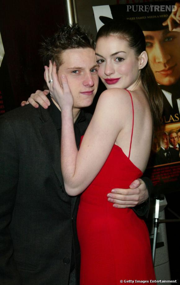 """Dans """"Nicholas Nickleby"""", Jamie Bell partage l'affiche avec Anne Hathaway... qui l'apprécie visiblement beaucoup. Et vice versa."""