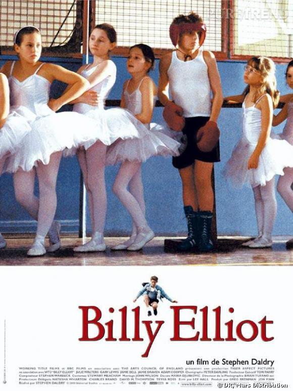 Billy Elliot, le boxeur devenu danseur étoile.