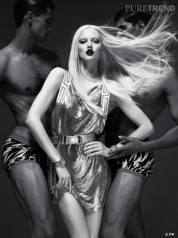 Campagne Versace pour H&M