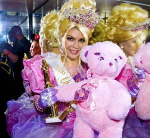 Fergie, élue Miss Univers