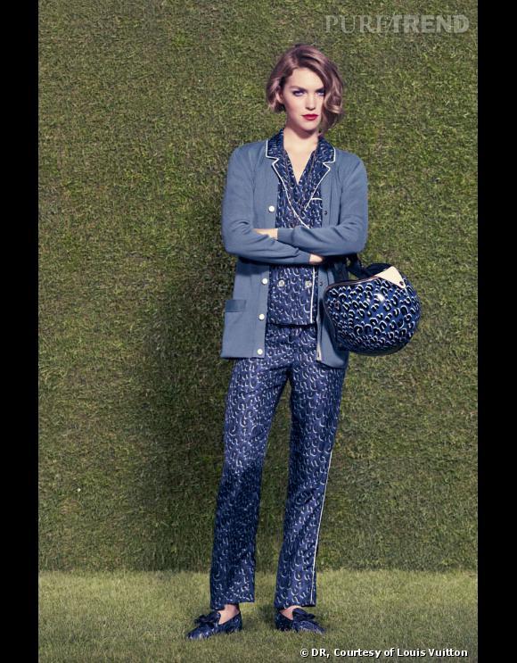 Collection Louis Vuitton Croisière 2012