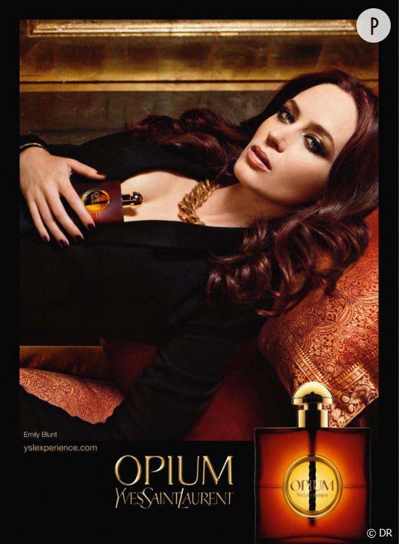 La nouvelle campagne Opium