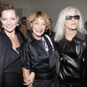 Kate Moss, Loulou de la Falaise et Betty Catroux