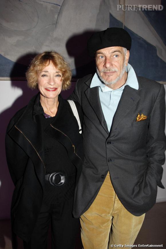 Loulou de la Falaise & Thadée Klossowsky