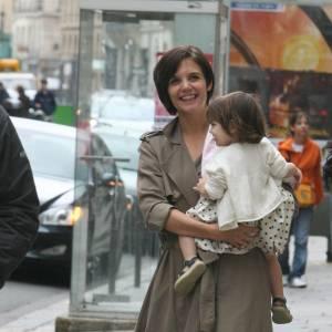Reine du style, Katie Holmes a vite su faire de sa fille Suri un emblème de la mode.