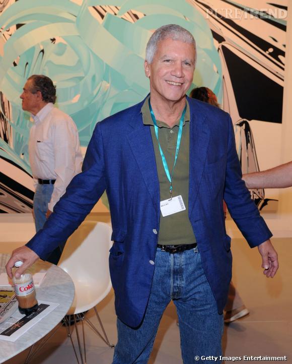 Miami Art Basel   Il est le roi des galeristes. Larry Gagosian abrite dans ses galeries le nec plus ultra de l'art contemporain comme Richard Prince, William Eggleston, Ed Ruscha, etc. La liste est longue de ce Club Vip de l'art contemporain