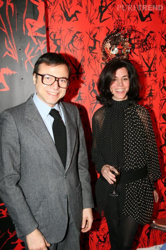 Bertrand Burgalat & Vanessa Seward