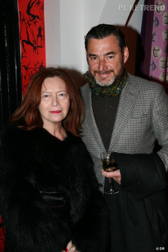 Françoise Lacroix & Eric Bergére