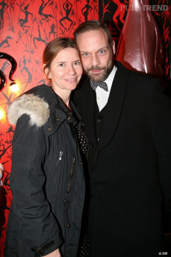 Isabella Capece Galeota & Fabrice Leonard