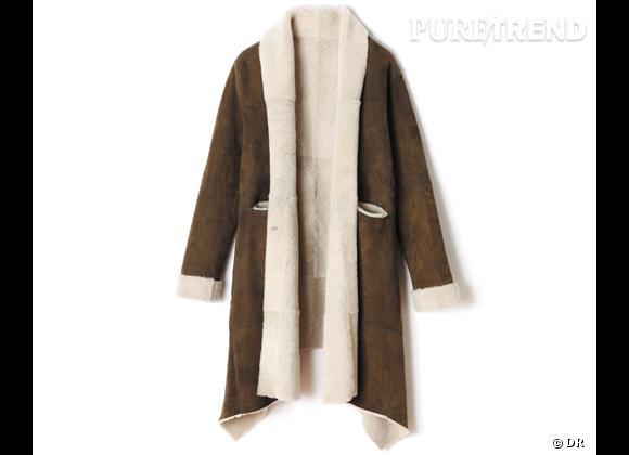 Manteau cape femme galeries lafayette