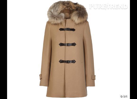 598dd08bbf1b 50 manteaux pour cet hiver ! Duffle coat Gérard Darel