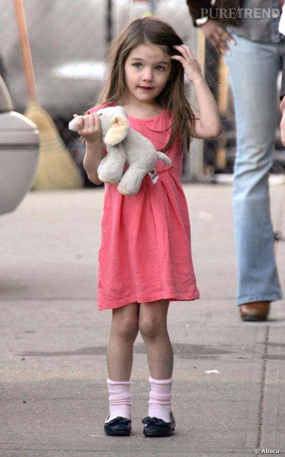 Cette si jolie petite fille est l'enfant de stars le plus influent du monde ! Impressionant.