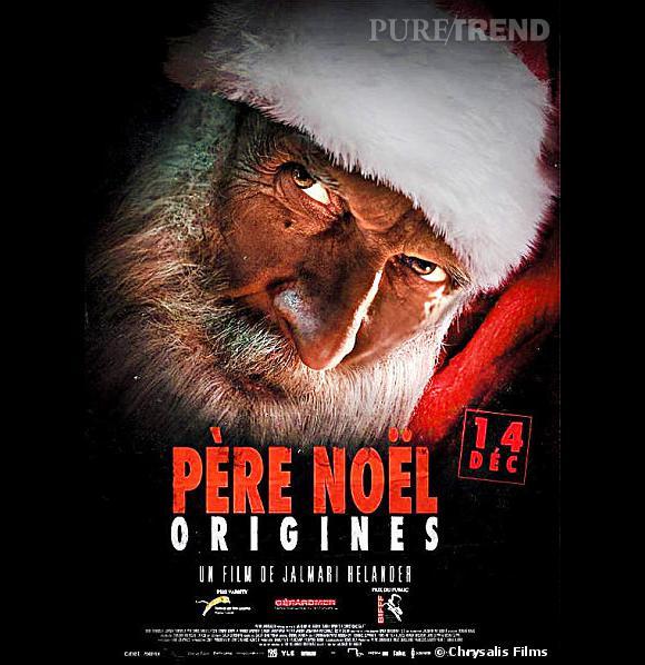 """Dans """"Père Noël, Origines"""", sorti en 2010, on découvre avec stupeur que le gentil barbu était en fait un monstre sanguinaire mangeur d'enfants."""