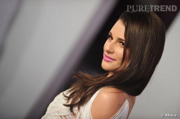Lea Michele aux People's Choice Awards 2012 à Los Angeles.