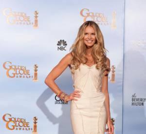 Golden Globes 2012 : Elle Macpherson fait son show