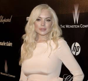 Lindsay Lohan, ton sur ton