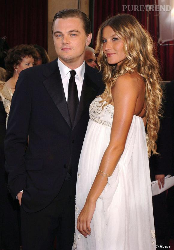 Leonardo DiCaprio est un véritable collectionneur. Il commence fort en s'affichant avec Gisèle Bundchen, la bombe brésilienne.