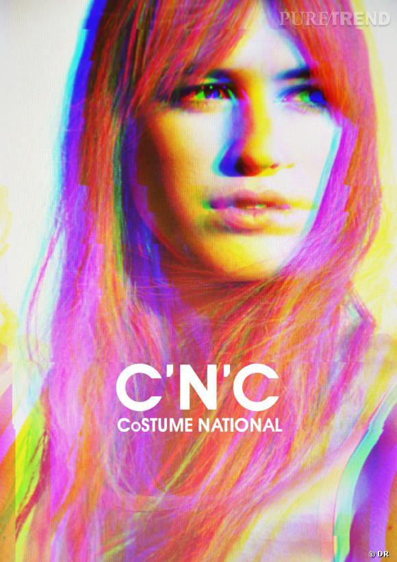 Camapgne C'N'C Costme National, Printemps-Eté 2012.