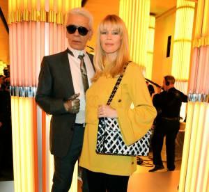 Les chouchous de Karl Lagerfeld
