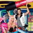 Nicki Minaj et Ricky Martin pour la campagne Viva Glam de M.A.C.