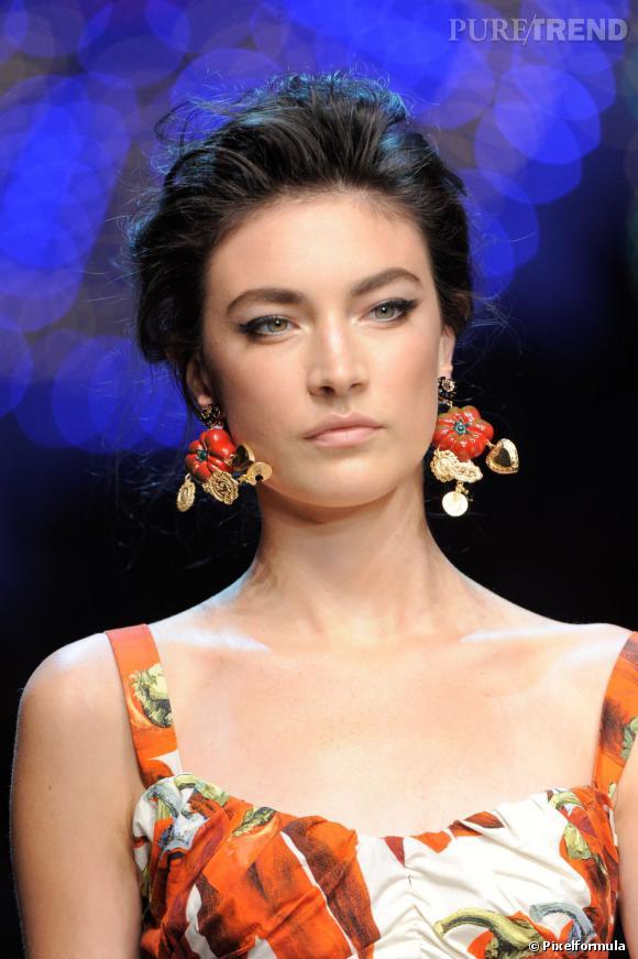 Défilé Dolce & Gabbana Printemps-Eté 2012