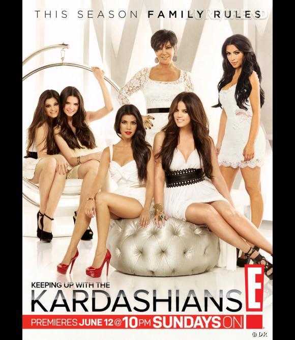 """Keeping Up With The Kardashian"", le show 100% Kardashian."