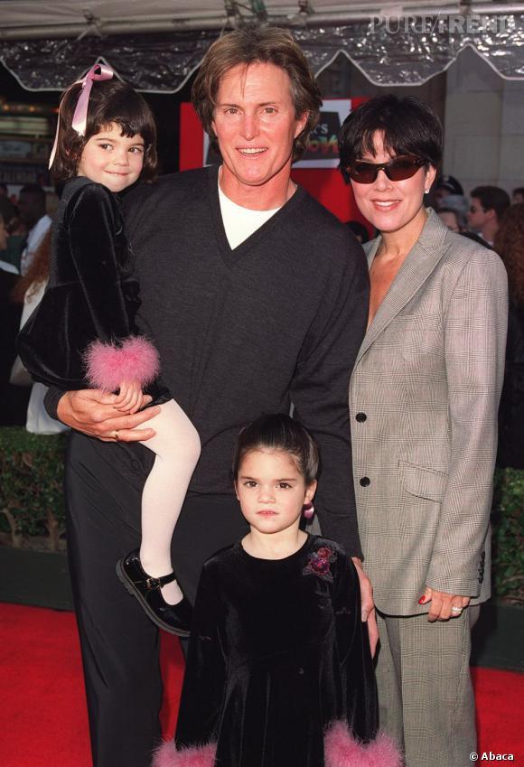 La famille Jenner Kardashian.