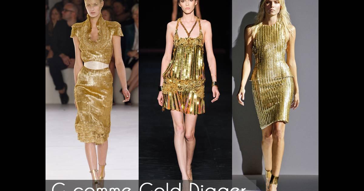 G comme gold digger l 39 or valeur refuge que les material for Portend or portent