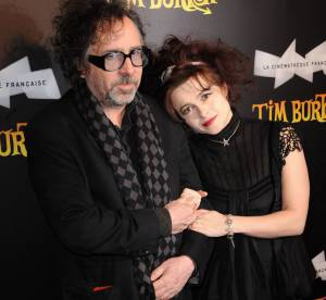 Helena Bonham Carter, Clotilde Courau... Le vernissage de l'expo Tim Burton