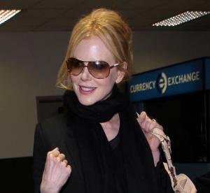 Nicole Kidman à plat