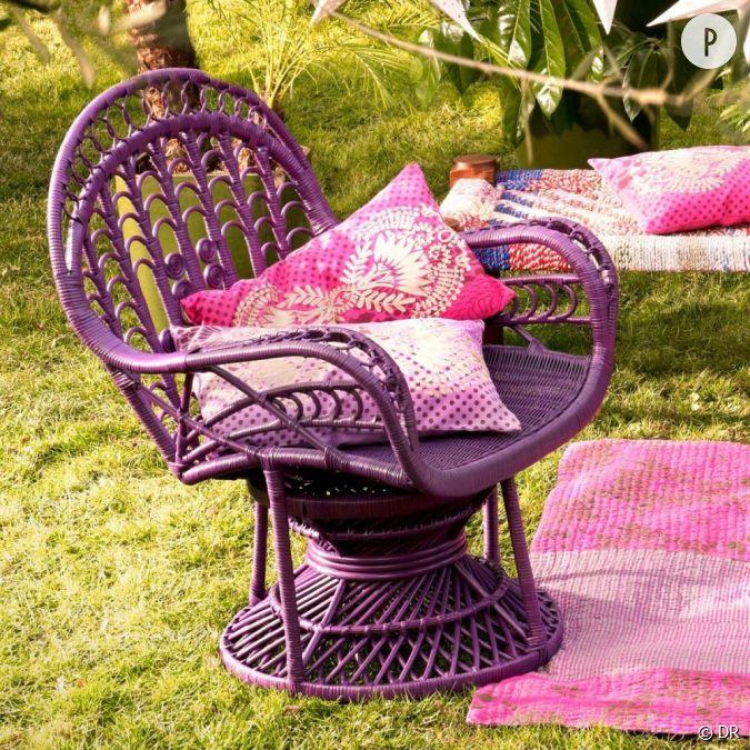 Housse de coussin antik batik pour la redoute 14 90 euros for La redoute housse fauteuil